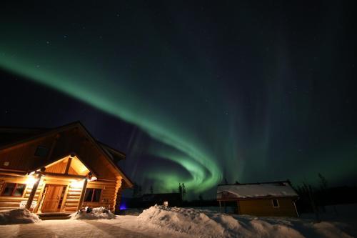 Northern Lights Resort & Spa, Yukon