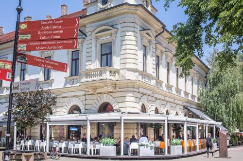 Hotel Grand Hedonist, Pančevo