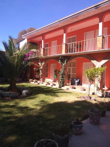 Centro Recreativo Los Pinos - Hotel Altzayanca, Cuapiaxtla