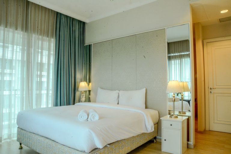 3 Bedroom Apartment at Senayan Residence by Travelio, South Jakarta