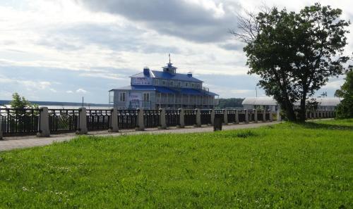 Boutique Hotel Ostrovskiy Prichal, Kostroma
