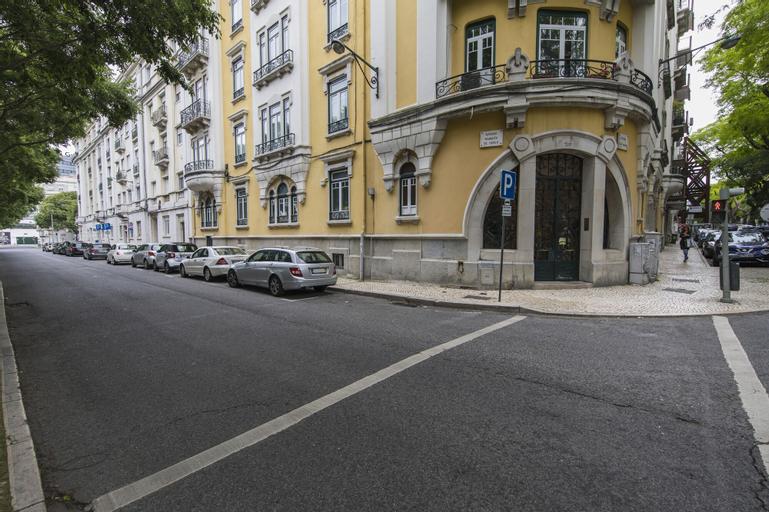 Saldanha Charming Palace, Lisboa