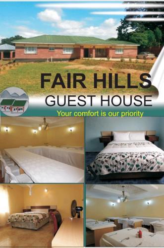 Fair Hills Guest House, TA Chikowi