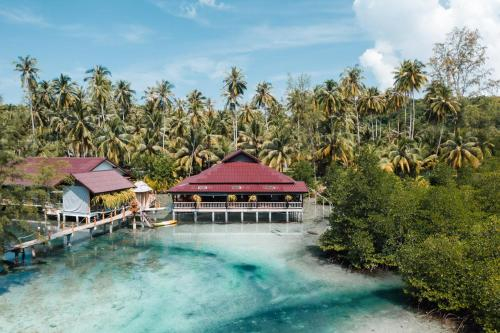 A La Koh Kood Homestay Resort, K. Ko Kut