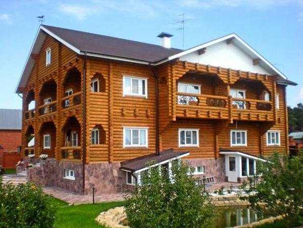 Mustang Guest House, Zav'yalovskiy rayon