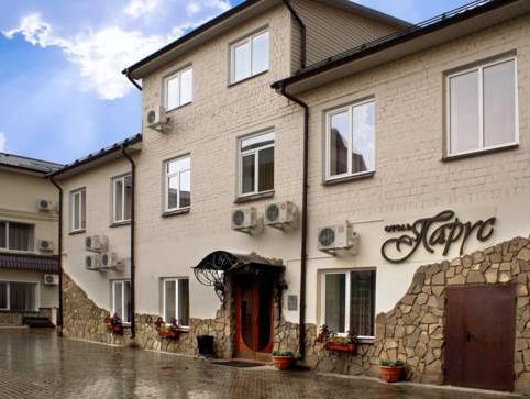 Parus Hotel, Nizhniy Novgorod gorsovet