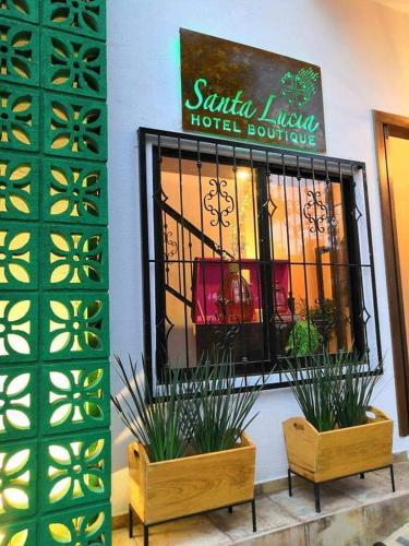 Hotel Boutique Santa Lucia, Aquismón