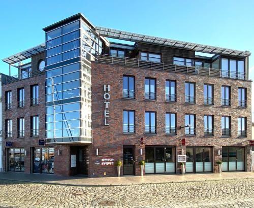 Hochwertige Apartments im Stralsunder Hafen, Vorpommern-Rügen