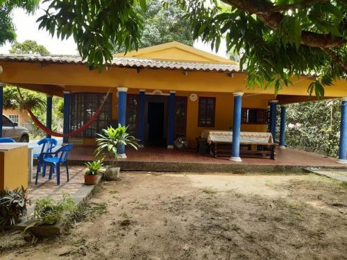 Cabana Cantamar via Covenas, San Antero