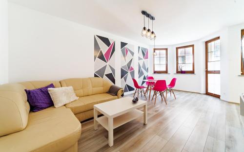 Apartament EverySky Nadrzeczna 3 - 14, Jelenia Góra