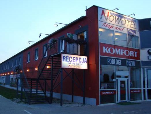 Nowotel Stop and Sleep, Zgorzelec