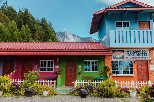 Jane Motel Kundasang, Ranau