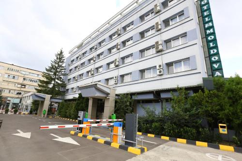 Hotel Moldova, Barlad