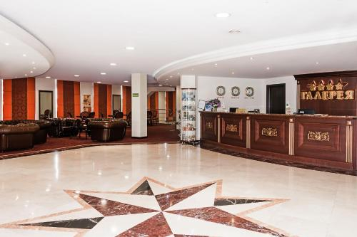 Hotel Gallery, Tambovskiy rayon