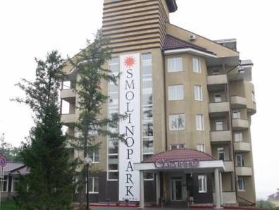 Smolino Park Hotel, Chelyabinsk gorsovet