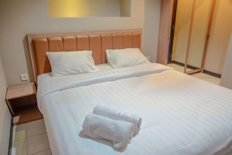 Strategic Location 2 Bedroom The Wave By Travelio, South Jakarta