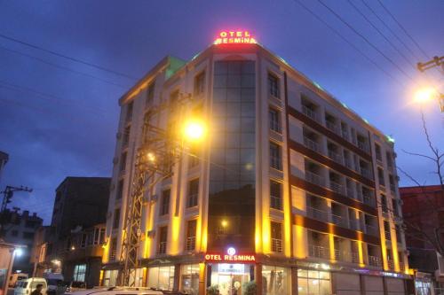 Resmina Hotel, Merkez