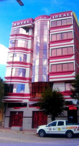 Hotel Ideal, Modesto Omiste
