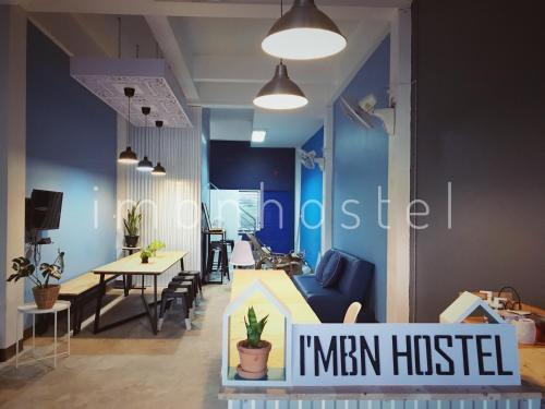 i'mbn hostel & cafe, Pua