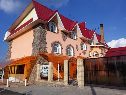 Podkova House Hotel, Slobodskoy rayon