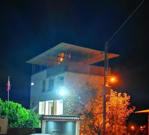 ANTIOQUIA PUENTE MALAMBO - COCHAHUAYCO, Huarochiri