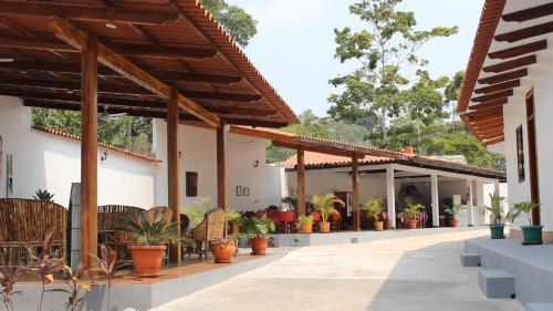 Qasikay Selva Lodge, San Martín
