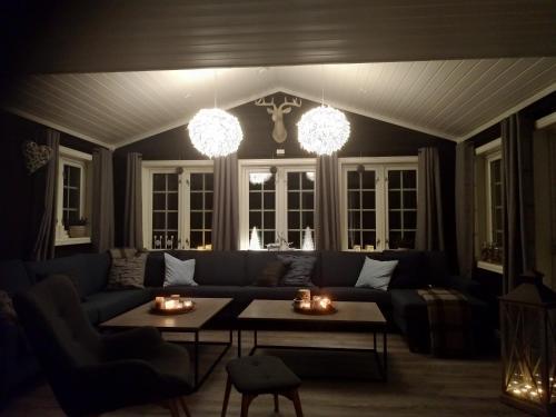 Sogndal ski- and mountain cabin, Sogndal