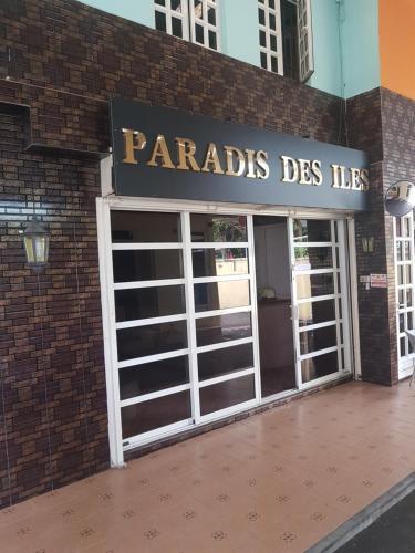 Paradis des iles,