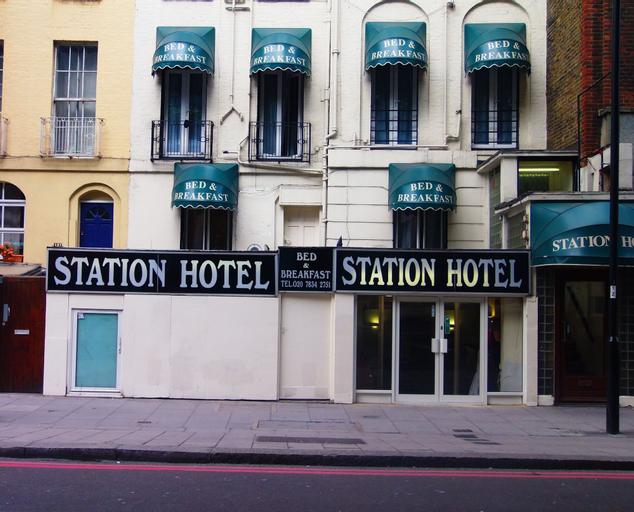 Victoria Station Hotel, London