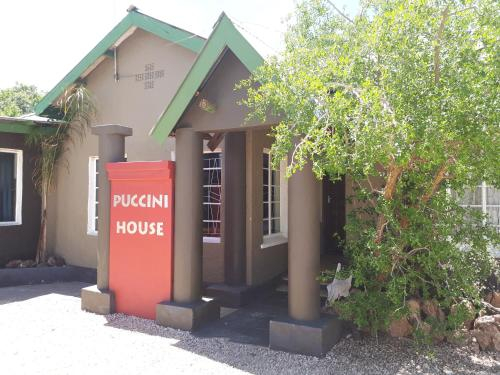 Puccini House, Windhoek West