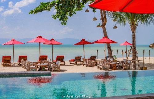 la plage resort & beach club, Ko Phangan