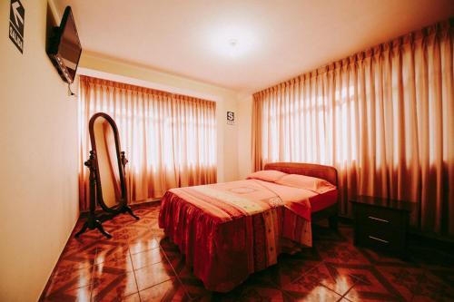 Hotel Las Vinas, Huenuco
