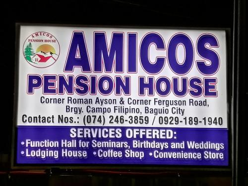 Amicos Pension House, Baguio City