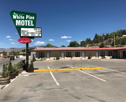 White Pine Motel, White Pine