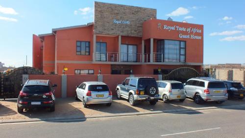 Royal Castle Guest House, Windhoek West