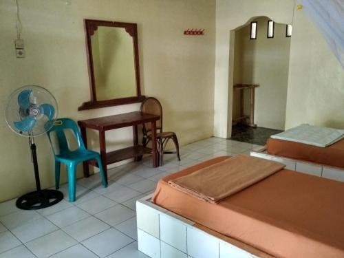 green life guesthouse, Langkat