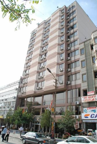 Akyuz Hotel, Çankaya