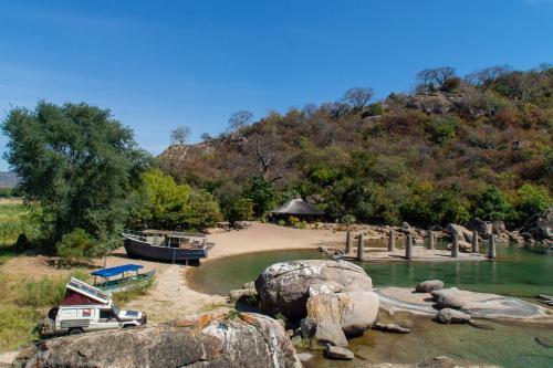 Mufasa Eco Lodge, Lake Malawi