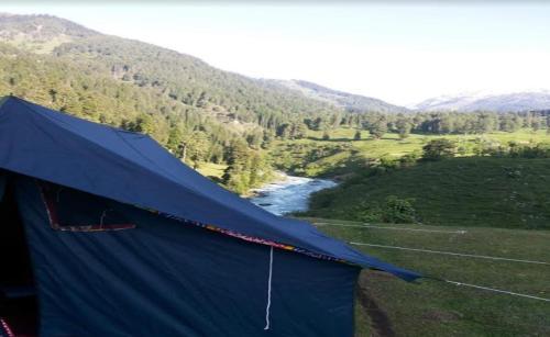 Aru Camping Resort, Anantnag