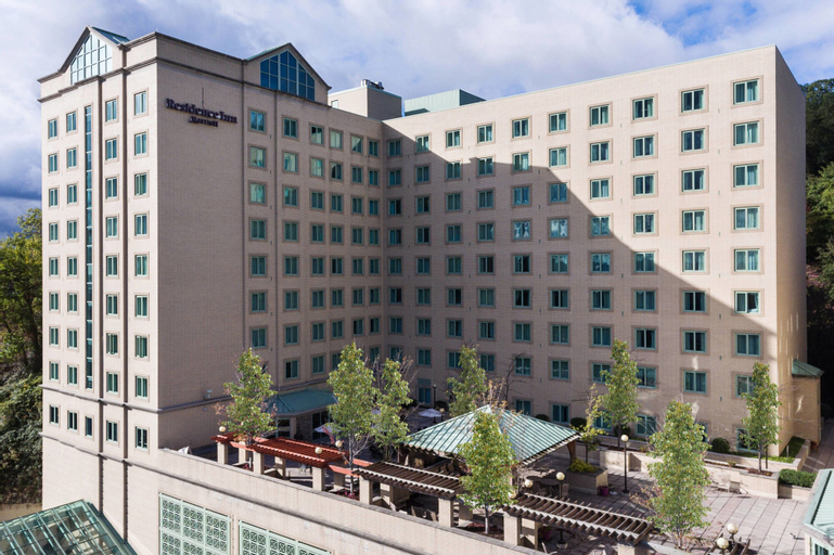 Residence Inn Pittsburgh University/ Medical Center, Allegheny