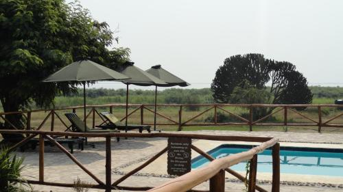 Ihamba Lakeside Safari Lodge, Busongora