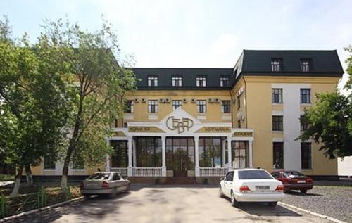 Гостиница Север, Pavlodarskiy