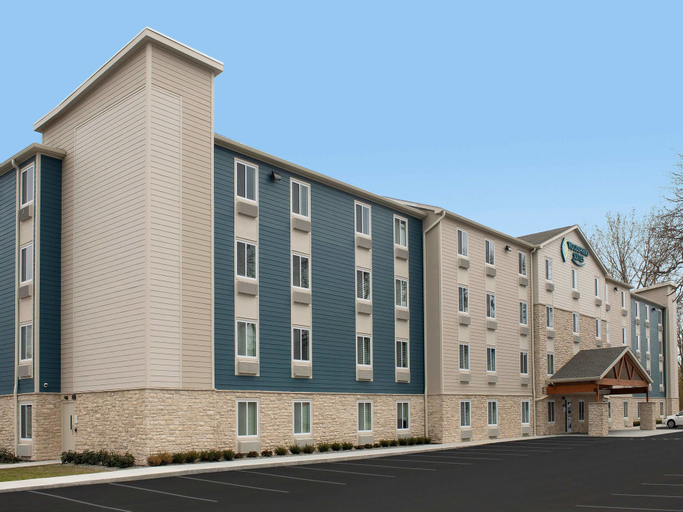 Woodspring Suites Providence, Providence