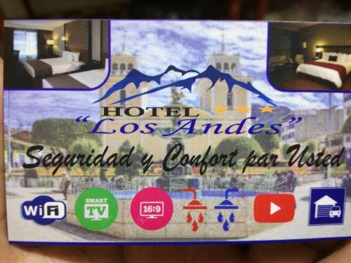 HOTEL LOS ANDES, Cutervo