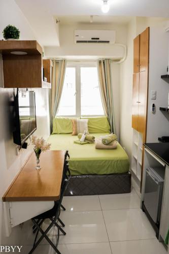 Green Residences Affordable Studio in Metro Manila, Manila