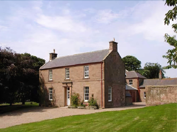East Horton Farmhouse, Northumberland