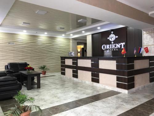 ORIENT, Osh