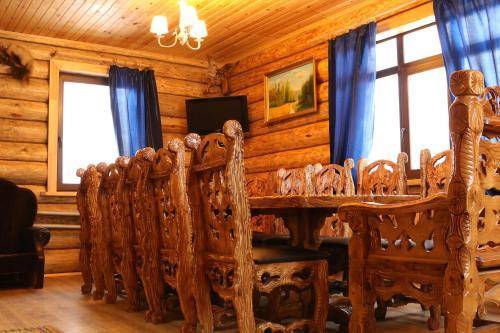 Sonino Glamping & Lodge, Navashinskiy rayon