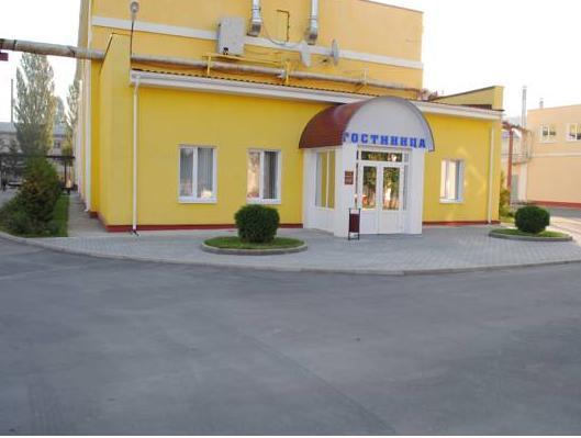 Koltso Hotel, Klintsovskiy rayon