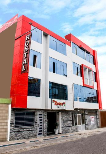 Hostal D' Rosas, Tacna